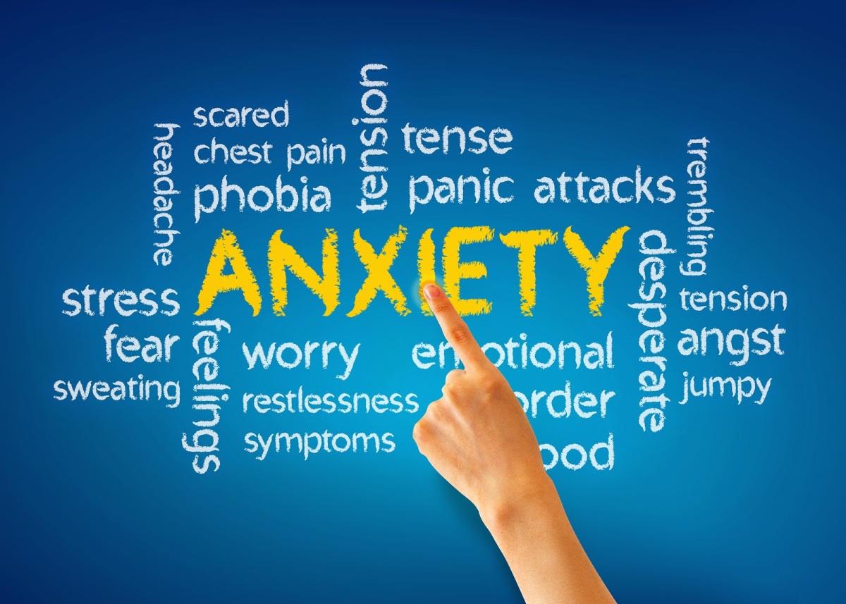 Gangguan Kecemasan/Anxiety Disorders